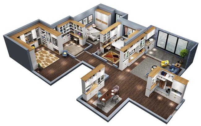 家居装修中应该注意什么