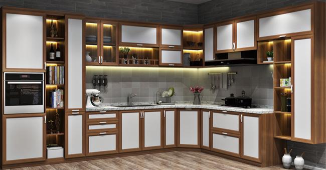 全屋定制厨房设计的细节