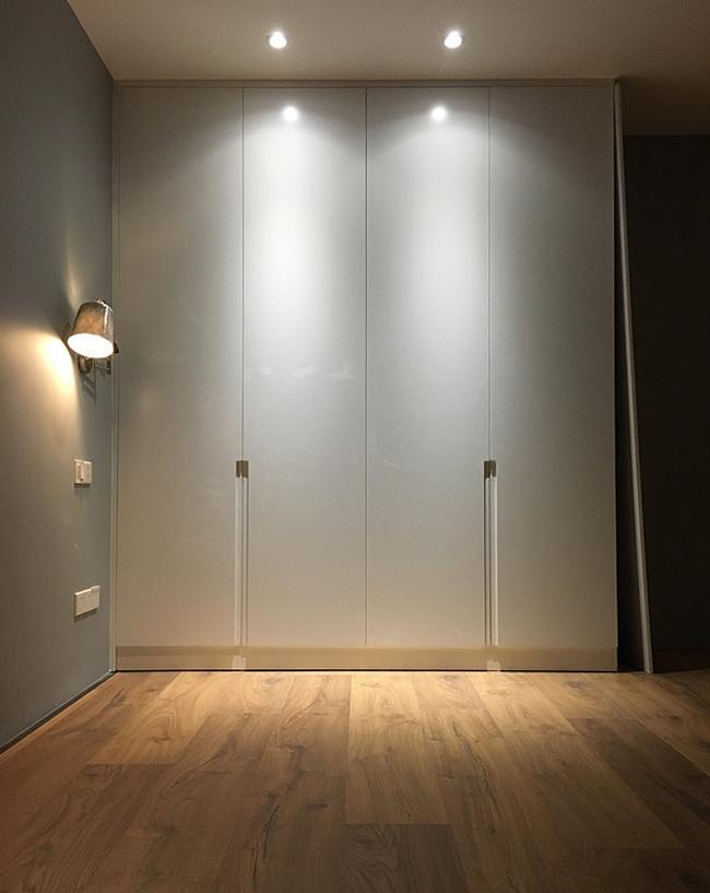 通顶方案设计衣柜
