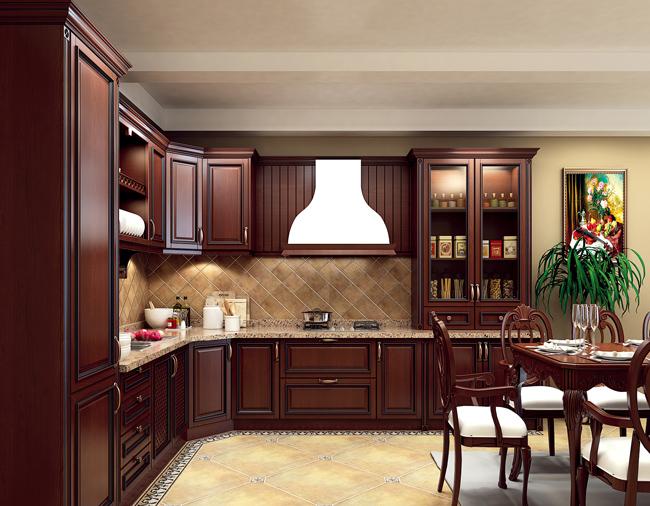 全屋定制收纳设计厨房