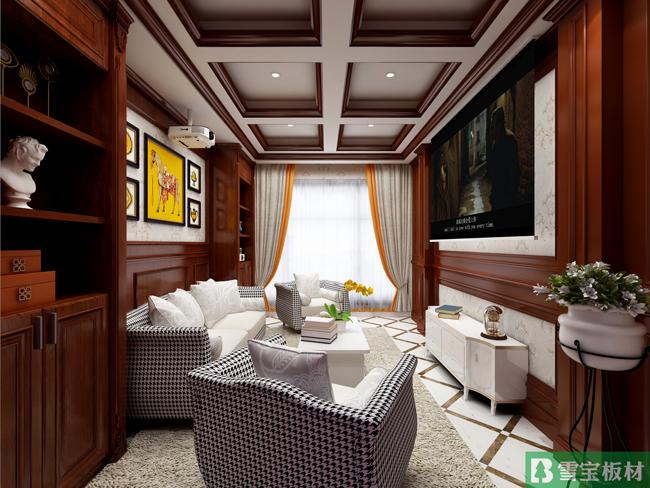 客厅(万紫千红)