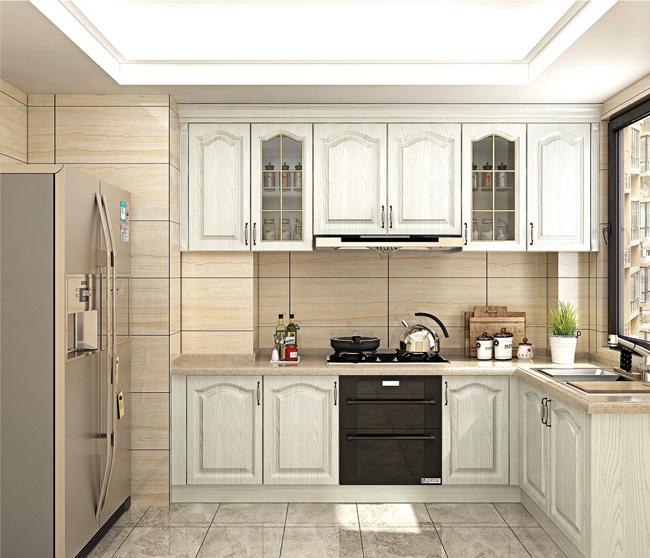 北欧厨房设计图