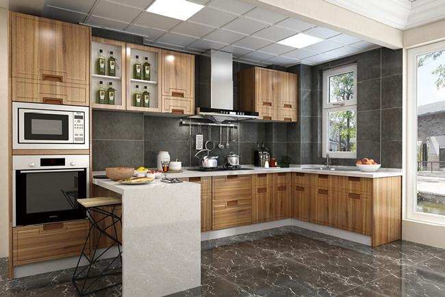 电器嵌入式厨房设计方案