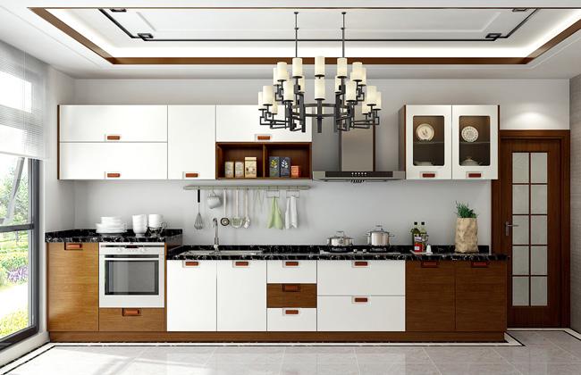 厨房效果设计图