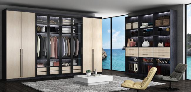 雪宝板材中国十大板材品牌定制衣柜选择什么板材 那种板材