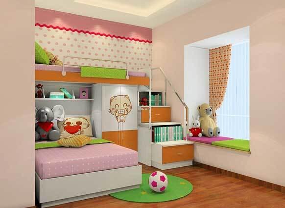 儿童房装修技巧