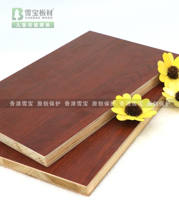 万紫千红-E0级17mm香杉木齿接芯板