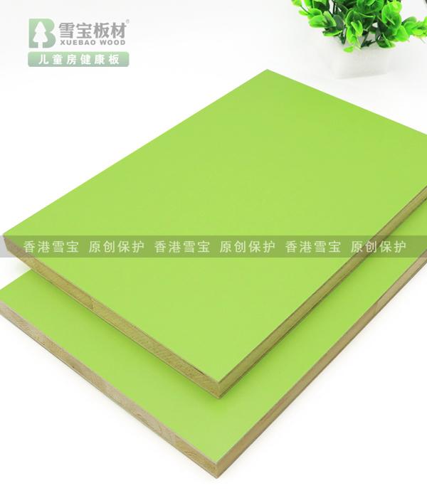 绿野仙踪-生态免漆板材