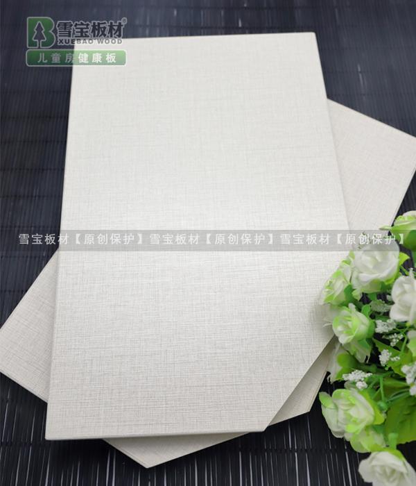 白布纹-雪宝生态板