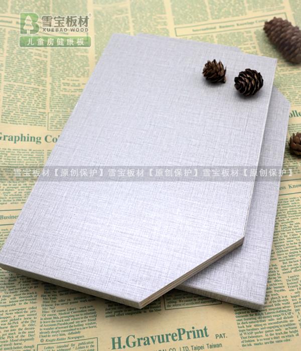 灰布纹-雪宝生态板
