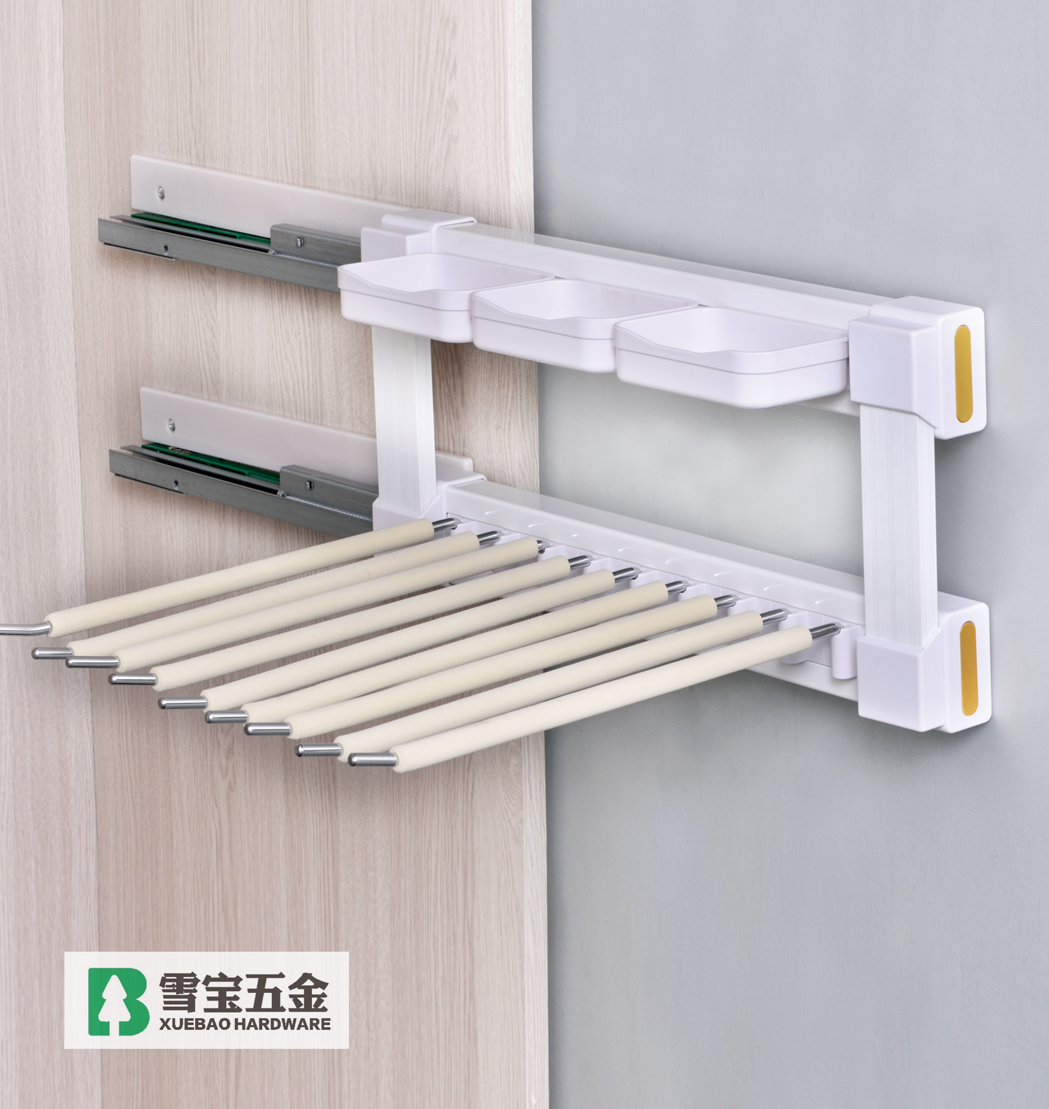 雪宝组合裤架(HK05-7)