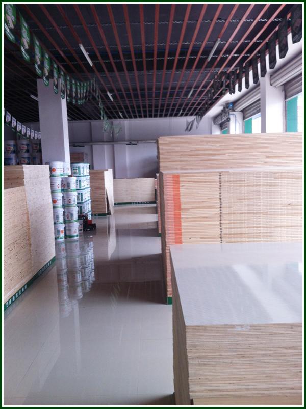 板材十大品牌・板材区域