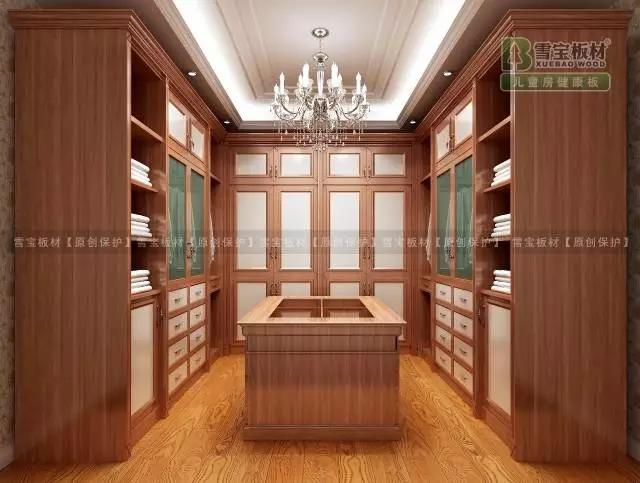 家具定制使用的板材主要是生态板(免漆板)