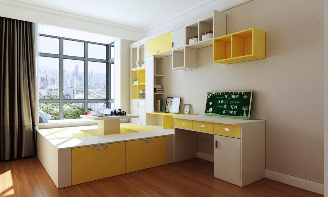 香港雪宝板材中国十大板材品牌衣柜板品牌哪些好?榻榻米的打开