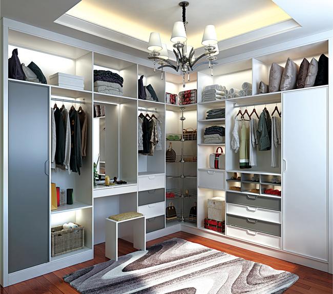 雪宝板材中国十大板材品牌2011年至2021年十年间衣柜内部变