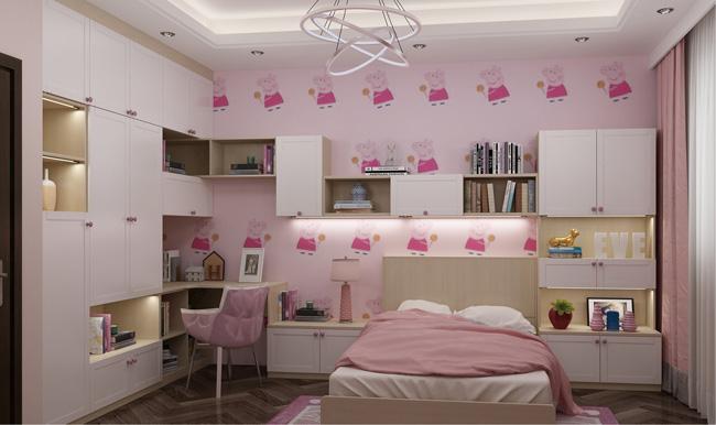 雪宝板材中国十大板材品牌儿童房怎么设计 孩子喜欢什么样